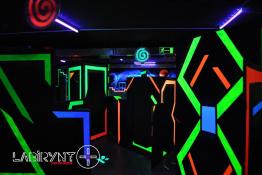 Bielsko-Biała Atrakcja Paintball laserowy Zoltar